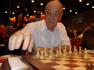 Foto de Viktor Korchnoi