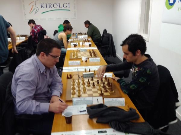 Renier Vazquez vs. Daniel Alsina