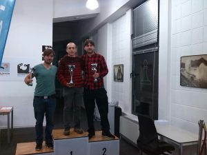 Agustín Arrondo, Benaito y Pablo Arrondo