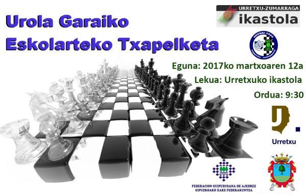 Urola Garaiko Eskolarteko Txapelketa
